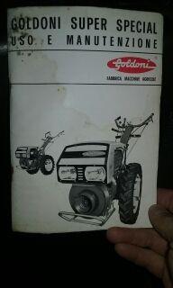 libro manual de goldoni motocultor