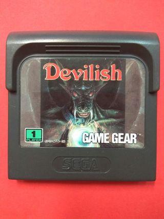 Devilish Sega Game Gear