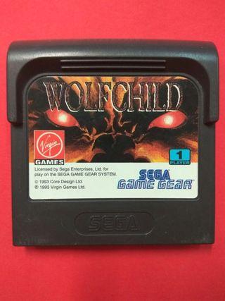 Wolfchild Sega Game Gear