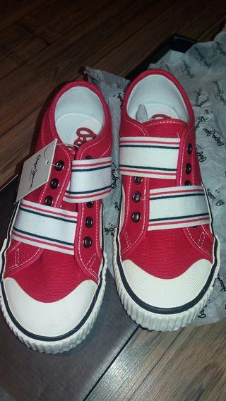 Zapatillas pepe jeans original NUEVAS