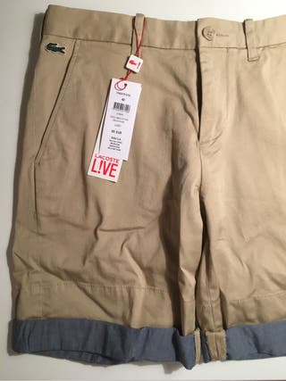 Pantalon Lacoste Live nuevo