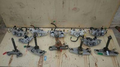 Tijas para motos custom