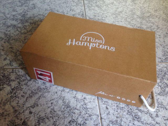 Alpargatas Miss Hamptons 41