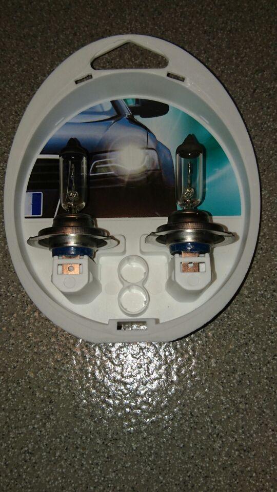 Pack de 3 bombillas H7