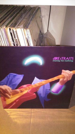 disco de vinilo LP DIRE STRAITS