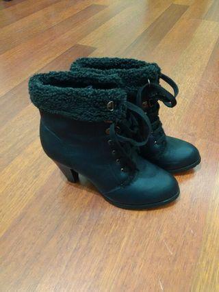 5c79b431f Botas botines n 40 mujer zapatos zapatos zapatos bambas zapatillas de  segunda mano 928e71