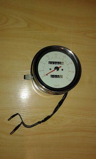 Reloj Velocímetro Yamaha SR