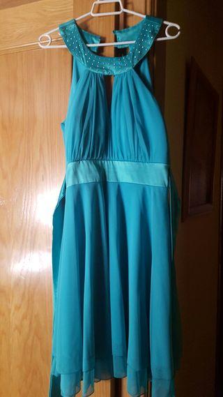 Vestidos azul turquesa