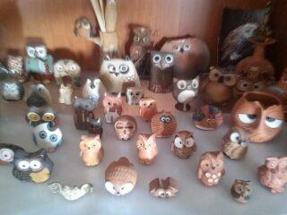Colección Búhos