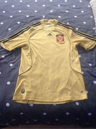 Camiseta Señeccion Española