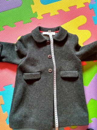 Abrigo niña 18 meses Pili Carrera