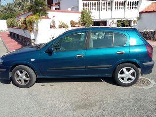 Nissan Almera 2001 2.2 Diesel 110CV y 4 puertas