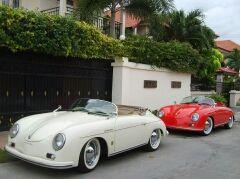 carroceria replica Porsche 356.......Jm autowagen.