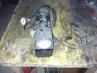 linterna +compresor para coche
