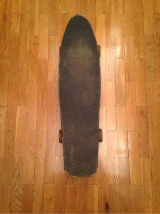 Longboard casero