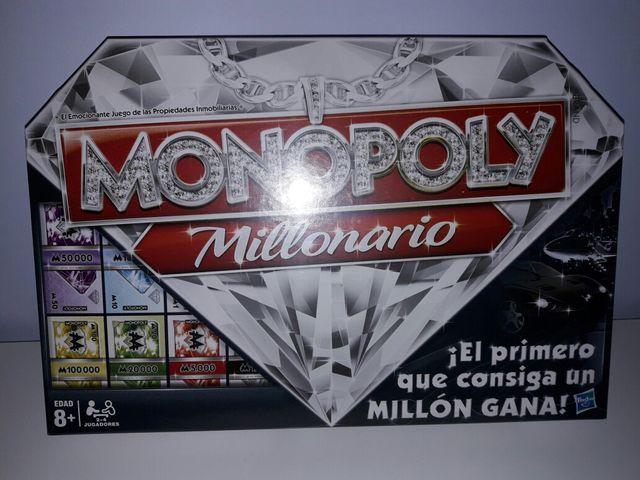 Monopoly Nuevo Juego De Mesa De Segunda Mano Por 18 En Alcala Del