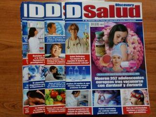 Revista Discovery Salud