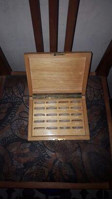 caja de lentillas