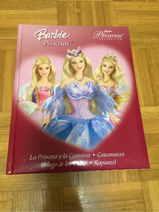 Cuentos tradicionales Barbie princesas