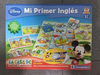 Juego De Cartas En Inglés. Nuevo Sin Usar.