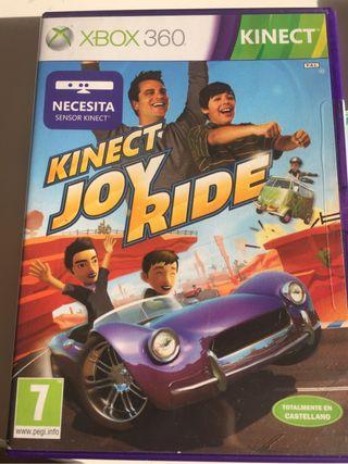 Kinect Joyn Ride