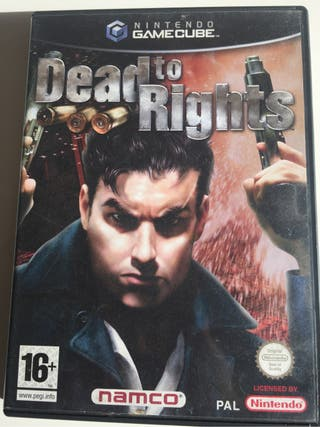 Dead to Rights- gamecube