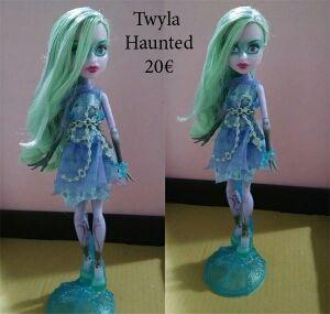 Twyla Haunted Monster High