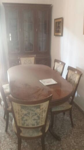 Sillas de comedor clásicas de segunda mano en Murcia - wallapop