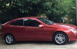 Mercedes-benz Clase C Sportcoupe 200 K Despiece