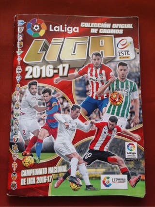Cromos liga 2016-17