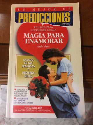 Libro de magia para enamorar