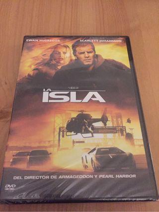 DVD La Isla