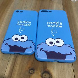 Funda Monstruo de las galletas iPhone 6-7 y 6-7+