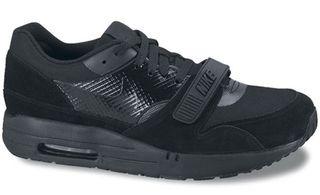 Nike air max 1-trainer black