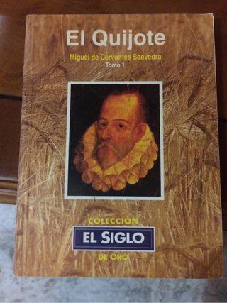 Libro el Quijote
