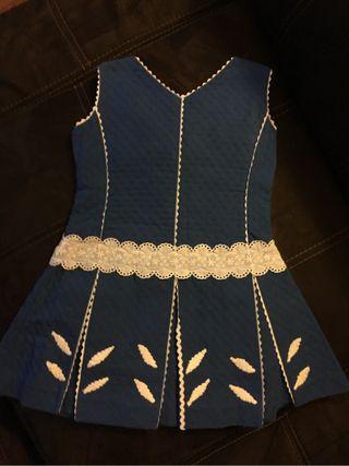 Vestido Laquinta talla 4
