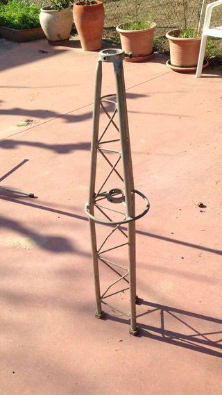 Soporte antena radio, tv