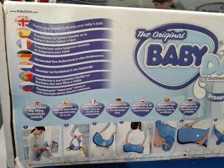 barrera baño bebe