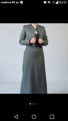 traje de amazona