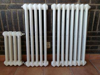 radiador de hierro