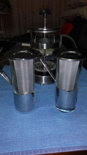 Cafetera y Teteras.