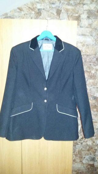 chaqueta de concurso equitacion