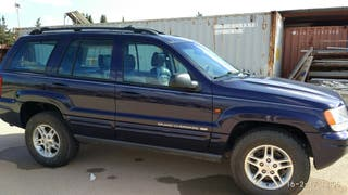 Todoterreno JEEP GRAND CHEROKEE