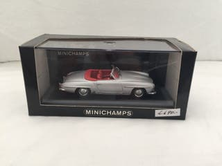 Minichamps Mercedes 190sl 1:43