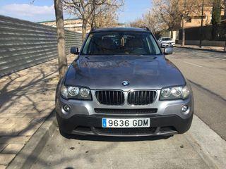 BMW X3 2.0 xdrive 177cv automático
