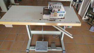 maquina de coser 5 hilos remalladora