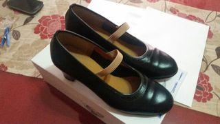 Zapatos bailar