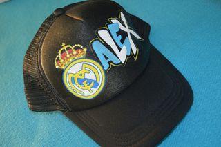 Gorras De Rejilla Personalizadas