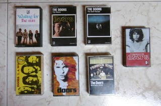 The doors cassettes