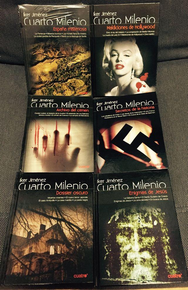 Colección Cuarto Milenio de segunda mano por 6 € en Vitoria-Gasteiz ...